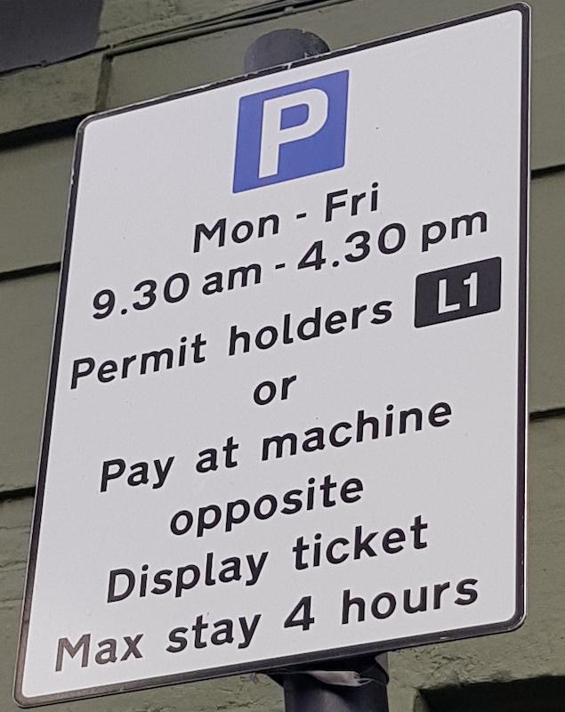 Wardley St Parking