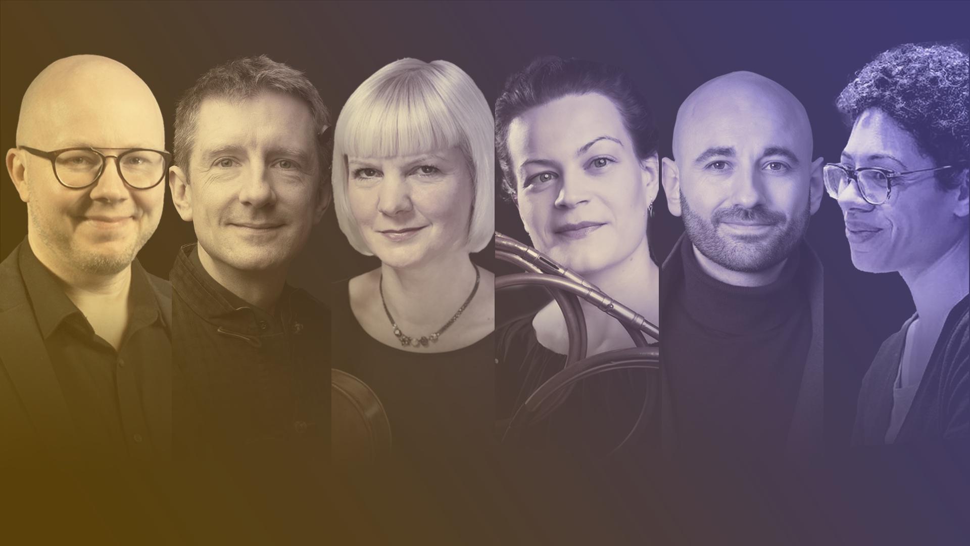 Bach Club Soloists - ensemble photo